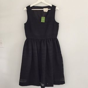 NWT! Kate Spade Ribbon Organza Dress
